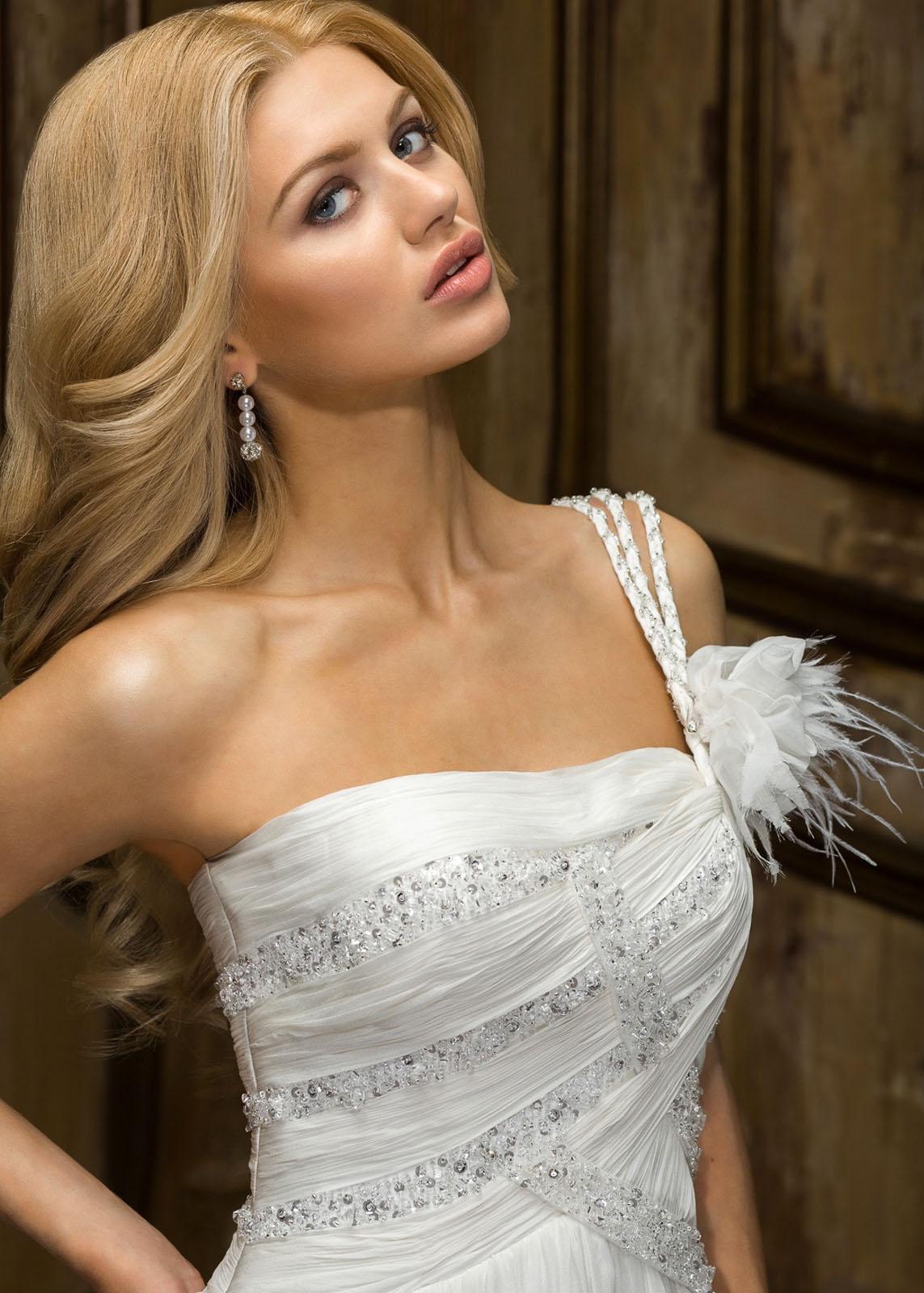 Модель Blandina от Yusupova Couture