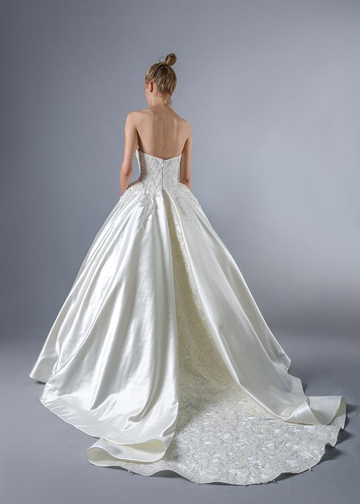 Модель Carolina от Yusupova Couture