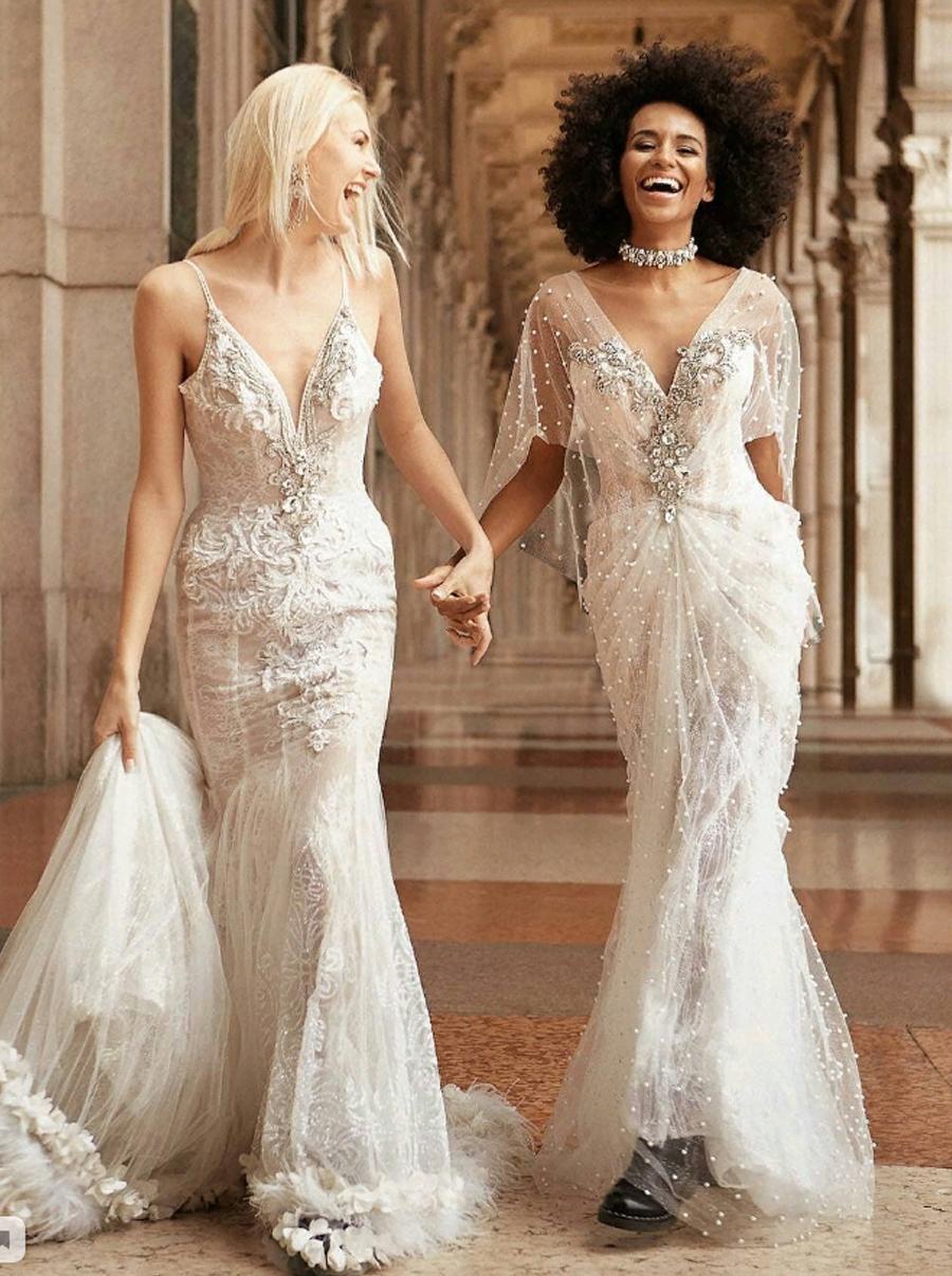 47d56dee749cdef Свадебные платья от австралийского дизайнера Betty Tran